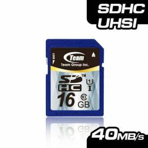 Team SDHC UHS-1 16GB Class 10 Flash Kart