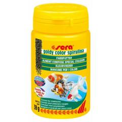Sera Goldy Color Spirulina Japon Yemi 39Gr 100ML