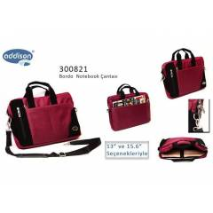 "Addison 300821 13"" Bordo Notebook �antas�"