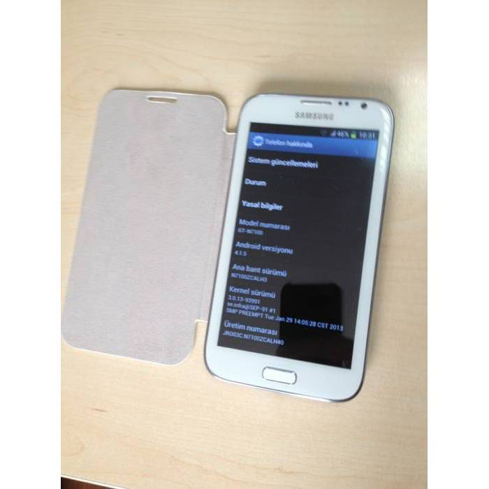Galaxy note 2 n7100 Kore mal�