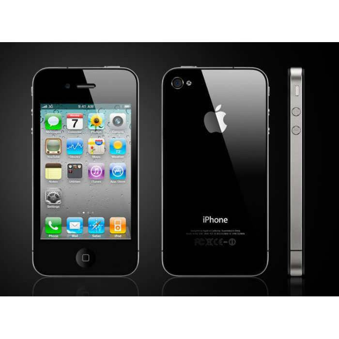 Apple iPhone 4 8 GB ( Siyah )