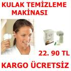 Ear Cleaner KULAK VAKUMLU  TEMZLEME MAKNASI