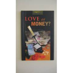 LOVE OR MONEY?-ROWENA AKINYEMI