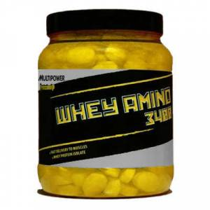 Multipower Whey Amino 3400, 300 Tablet