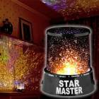 PROJEKSYON GECE LAMBASI STAR MASTER
