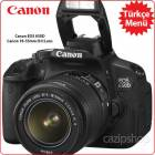 Canon Eos 650D 18-55 IS II Kit (�ok Fiyat)