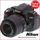 Nikon D5100 16.2 MP 18-55mm VR Lens 3.0inc LCD