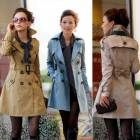 JAPON STYLE 2012 model Ceket trenchcoat pardes�
