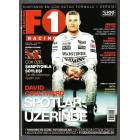 SDR@ F1 RACING DAVID COULTHARD EYL�L 2002