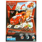Cars 2 Orta Boy Maket Mc Queen