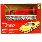 Maisto Ferrari F50 Model Maket Kit 1:24 K�rm�z�