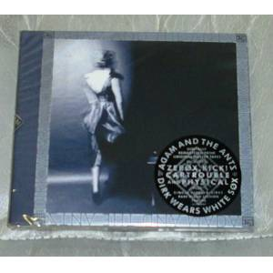 ADAM AND THE ANTS * DIRK WEARS WHITE SOX * CD