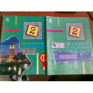 PROJECT ENGLISH 2 STUDENT'S BOOK+WORKBOOK