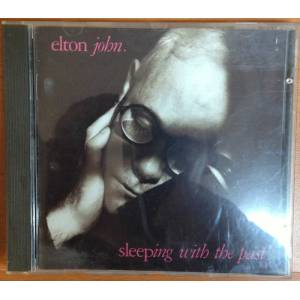 ELTON JOHN SLEEPING WITH THE PAST CD 2.EL
