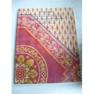 EUROPEAN AND ORIENTAL RUGS, CARPETS AND TEXTILES