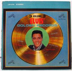 ELVIS PRESLEY Elvis' Golden Records Volume 3