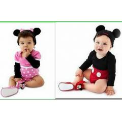 Minnie Mickey Mouse Disney Kost�ml� Body