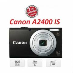 CANON Powershot A2400 IS Foto�raf Makinesi