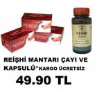 RE��H� MANTARI �AYI VE KAPSUL�