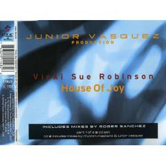 JUNIOR VASQUEZ / VIKI SUE - HOUSE OF CD S. 2. EL