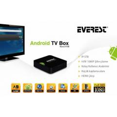 Everest Nano310B Harici Android Tv Box Full HD