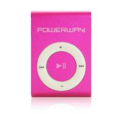 POWERWAY M�N� �IK MP3 PLAYER +  4GB HAFIZA KART