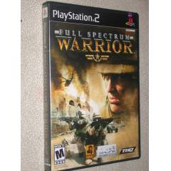 Full spectrum warr�or PlayStation 2