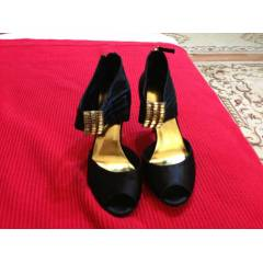 NINE WEST SATEN Ayakkab�