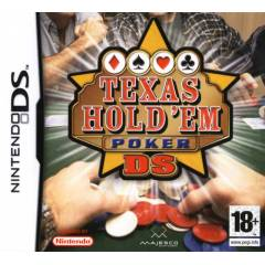 TEXAS HOLD'EM POKER DS OYUNU SIFIR AMBALAJINDA