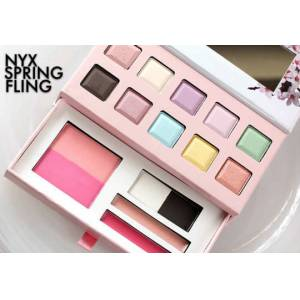 NYX SPRING FLING EYESHADOW SET
