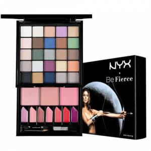 NYX BE FIERCE EYESHADOW SET
