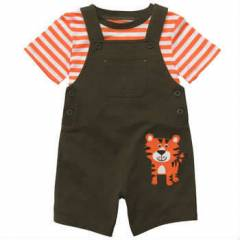 CARTERS SALOPET + TEE SET, 12AY, 18AY, 24AY