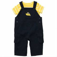 CARTERS SALOPET + TEE SET, 18AY, 24AY