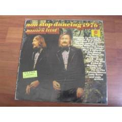 JAMES LAST NON STOP DANCING 1976  LP