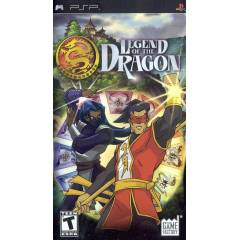 LEGEND OF THE DRAGON PSP SIFIR AMBALAJINDA