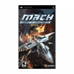 MACH MODIFIED AIR COMBAT HEROES PSP SIFIR