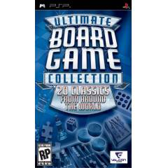 ULTIMATE BOARD GAME COLLECTION 24 CLASSICS PSP