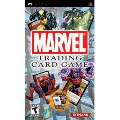 MARVEL TRADING CARD GAME PSP SIFIR