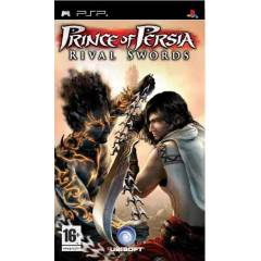 PRINCE OF PERSIA RIVAL SWORDS PSP SIFIR