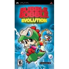 BUBBLE BOBBLE EVOLUTION PSP SIFIR