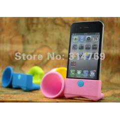 iPhone 4 4S HORN STAND DO�AL SES Y�KSELT�C�