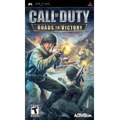 CALL OF DUTY ROADS TO VICTORY PSP SIFIR