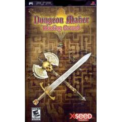 DUNGEON MAKER HUNTING GROUND PSP SIFIR