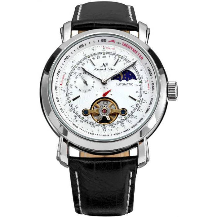 Kronen&S�hne Tourbillon Automatic Mechanical