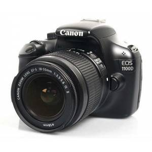 Canon EOS 1100D G�vde + 18-55 IS II Kit Lens