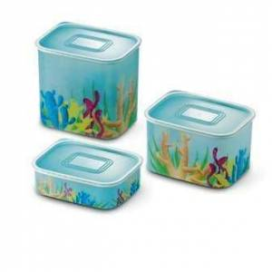 TUPPERWARE AKVARYUM SU SET  2 par�a