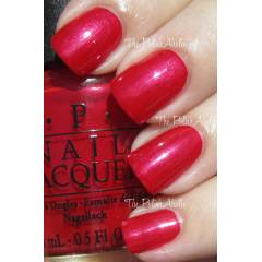 OPI Minnie Mouse THE COLOR OF MINNIE oje