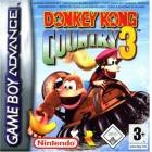 DONKEY KONG COUNTRY 3 GAMEBOY ADVANCE OYUNU