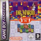 DR MARIO 2 GAMES IN 1 GAMEBOY ADVANCE OYUNU