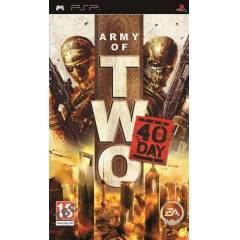 ARMY OF TWO 40 PSP ORJ�NAL UMD SIFIR AMBALAJINDA